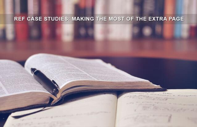 REF-case-studies